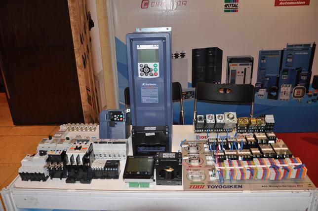 Các sản phẩm trưng bày triển lãm