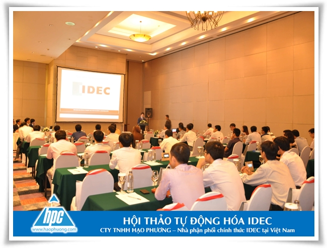 hội thảo tự động hóa idec, hình ảnh 14