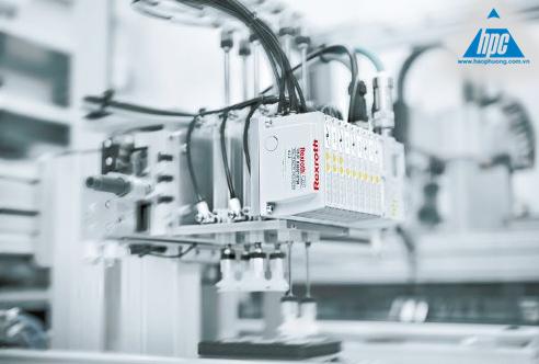 Kiểm soát AES điện tử mới cho hệ thống Van AV03 nối khí nén, ảnh 1
