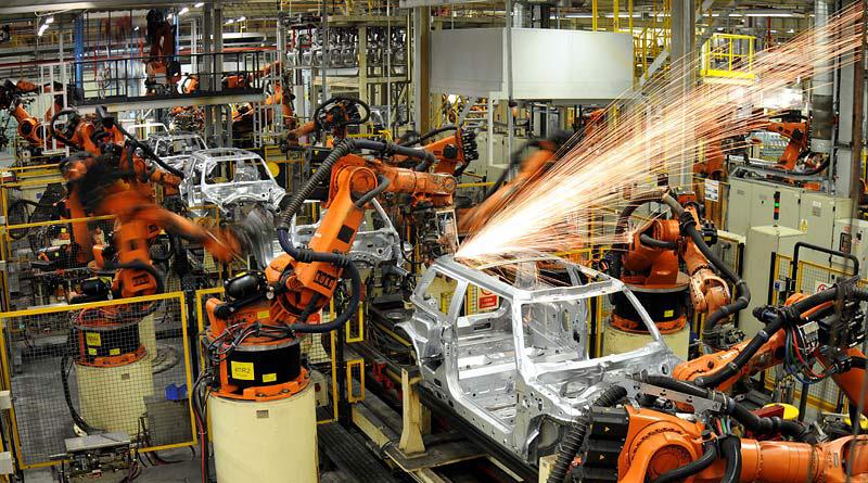 Robot sẽ chiếm lĩnh công xưởng