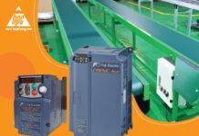 Biến tần - Sự lựa chọn giúp nâng cao hiệu quả hoạt động của băng tải