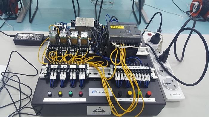 Hạo Phương và Fuji Electric hỗ trợ thiết bị