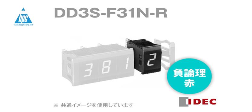 Phụ kiện dòng DD3S-F31N-R