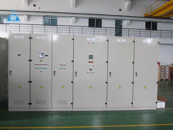 Hạo Phương xuất lô tủ điện dự án Nidec Sankyo F, ảnh 2
