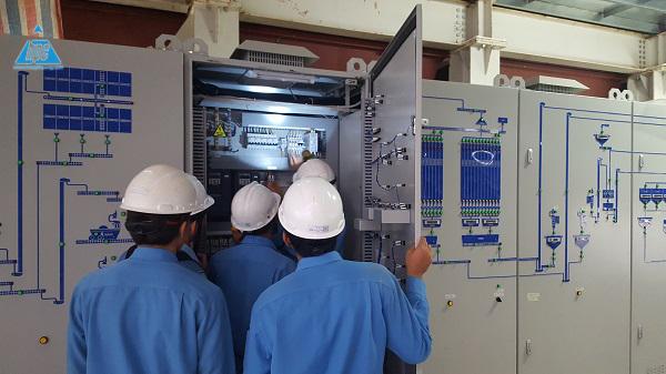 Kiểm tra và đóng điện giai đoạn 1 dự án Vina Hà Nam, ảnh 4
