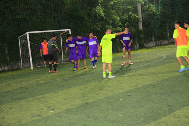 Vòng 4 giải bóng đá Hạo Phương, ảnh 17