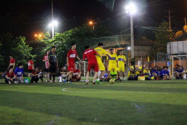 Vòng 4 giải bóng đá Hạo Phương, ảnh 21