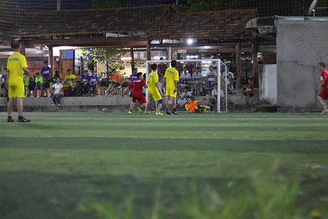 Vòng 4 giải bóng đá Hạo Phương, ảnh 24