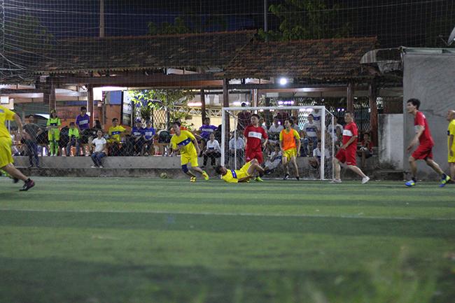 Vòng 4 giải bóng đá Hạo Phương, ảnh 25
