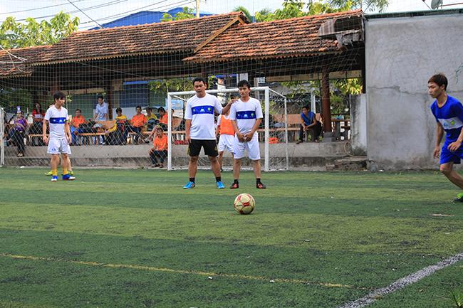 Vòng 4 giải bóng đá Hạo Phương, ảnh 3