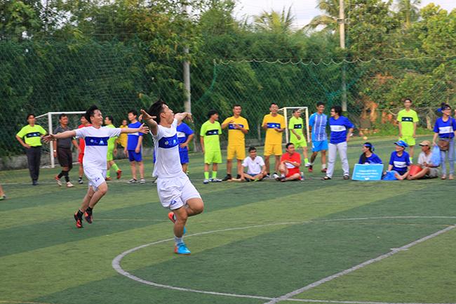 Vòng 4 giải bóng đá Hạo Phương, ảnh 4