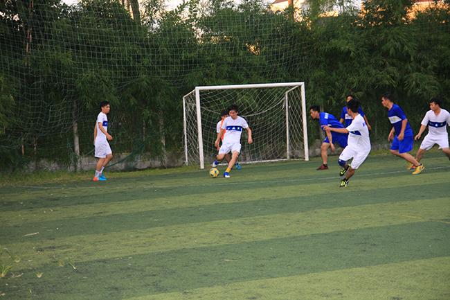 Vòng 4 giải bóng đá Hạo Phương, ảnh 7