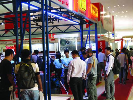 Fuji Electric phối hợp cùng Hạo Phương tham dự triển lãm tại Cambodia, hình ảnh 2