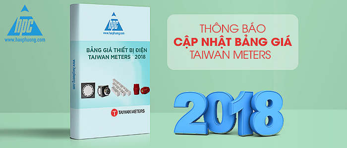 bảng giá Taiwan Metters
