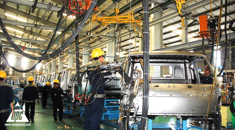 bảo trì trong công nghiệp