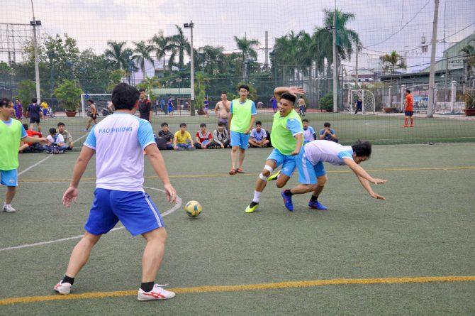 Khai mạc giải bóng đá Hạo Phương 2018, ảnh 16