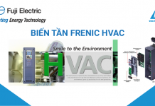 Biến tần FRENIC HVAC, Fuji Electric