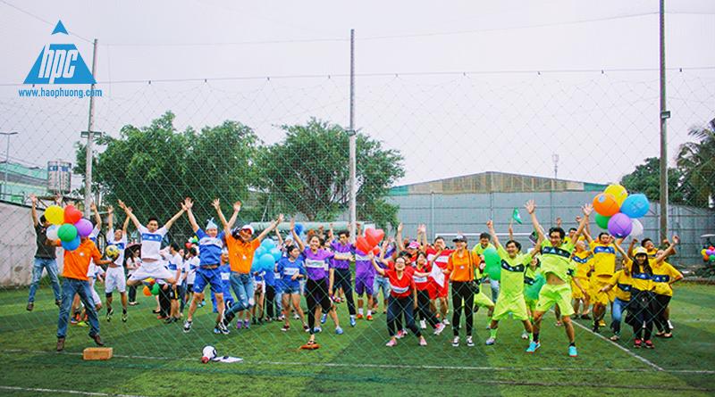 Bế mạc giải bóng đá Hạo Phương 2017