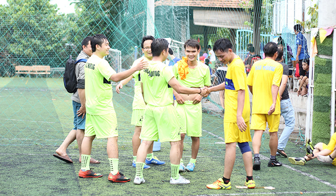 Bế mạc giải bóng đá Hạo Phương 2017, ảnh 16
