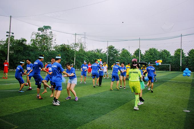 Bế mạc giải bóng đá Hạo Phương 2017, ảnh 5