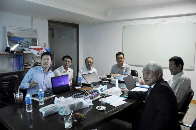 Chủ tịch tập đoàn TOGI làm việc cùng Hạo Phương, hình ảnh 1