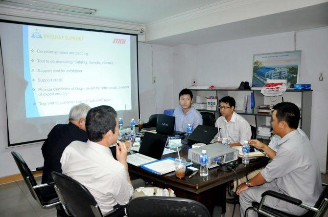 Chủ tịch tập đoàn TOGI làm việc cùng Hạo Phương, hình ảnh 2