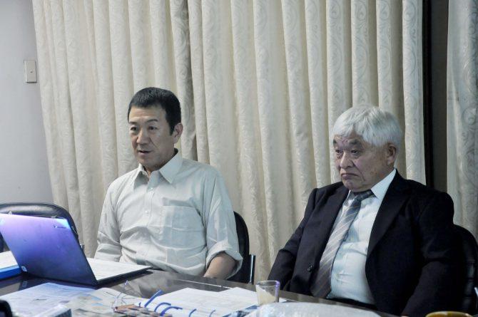 Chủ tịch tập đoàn TOGI làm việc cùng Hạo Phương, hình ảnh 3