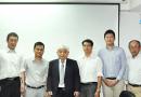 Chủ tịch tập đoàn TOGI làm việc với Hạo Phương,