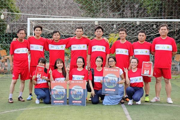 Vòng 2 giải bóng đá mở rộng Hạo Phương 2017, ảnh 4