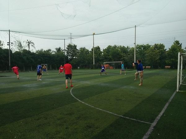 Giải bóng đá mở rộng Hạo Phương 2017, ảnh 1
