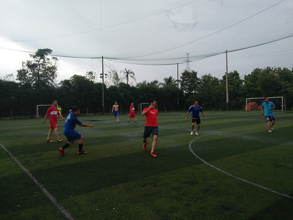 Giải bóng đá mở rộng Hạo Phương 2017, ảnh 2