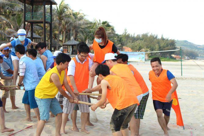 Hạo Phương du lịch nghỉ mát tại Resort Pandanus Phan Thiết, ảnh 3