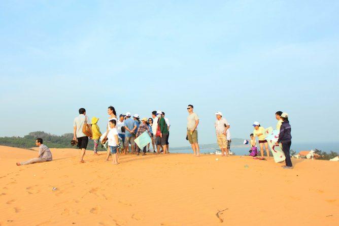 Hạo Phương du lịch nghỉ mát tại Resort Pandanus Phan Thiết, ảnh 6
