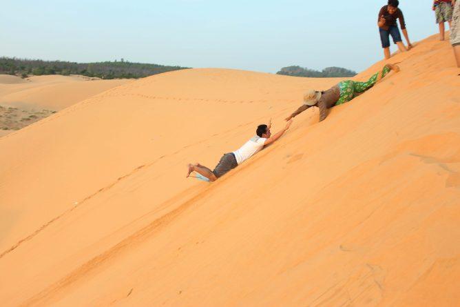 Hạo Phương du lịch nghỉ mát tại Resort Pandanus Phan Thiết, ảnh 7
