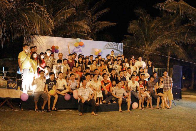 Hạo Phương du lịch nghỉ mát tại Resort Pandanus Phan Thiết, ảnh 8