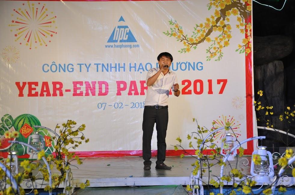 Hạo Phương tổ chức tiệc tất niên 2017, ảnh 10