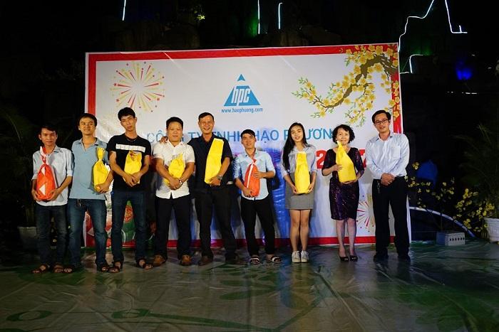 Hạo Phương tổ chức tiệc tất niên 2017, ảnh 13