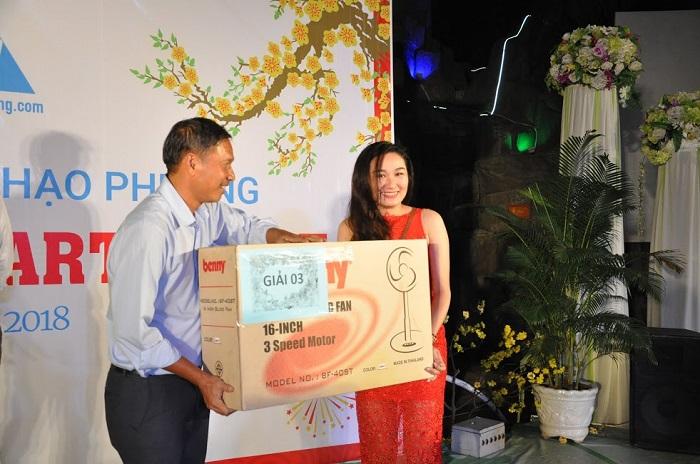 Hạo Phương tổ chức tiệc tất niên 2017, ảnh 14