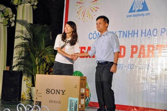 Hạo Phương tổ chức tiệc tất niên 2017, ảnh 16