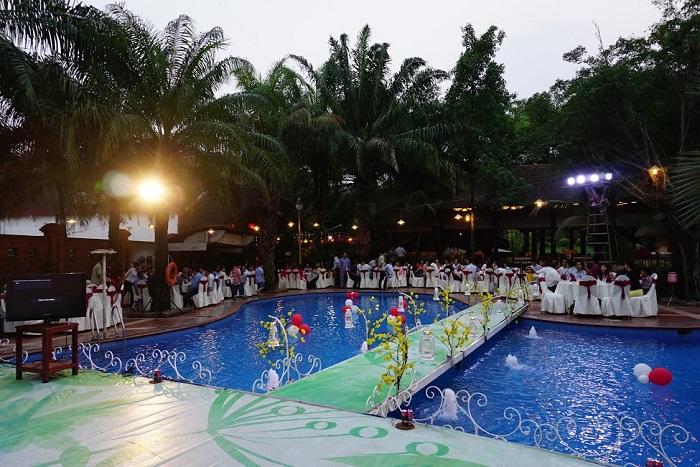 Hạo Phương tổ chức tiệc tất niên 2017, ảnh 2