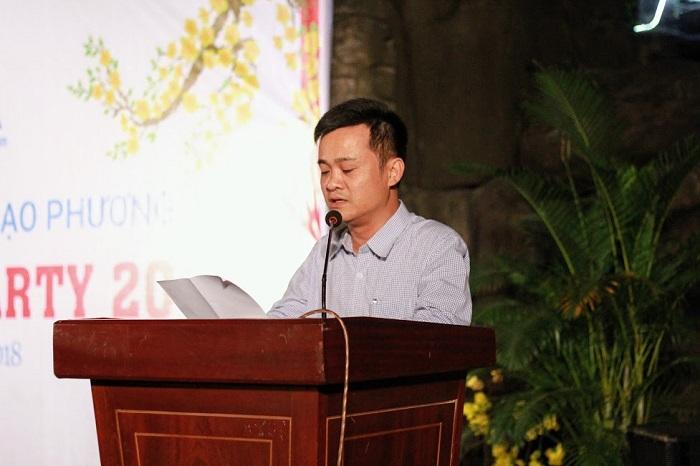 Hạo Phương tổ chức tiệc tất niên 2017, ảnh 4