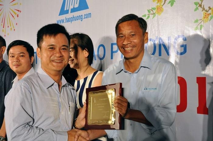 Hạo Phương tổ chức tiệc tất niên 2017, ảnh 5