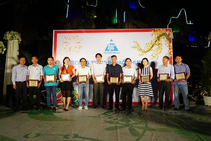Hạo Phương tổ chức tiệc tất niên 2017, ảnh 7