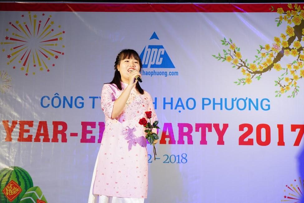Hạo Phương tổ chức tiệc tất niên 2017, ảnh 8