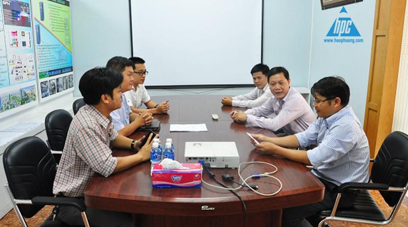 Hạo Phương hợp tác với Trường ĐH Công Nghiệp
