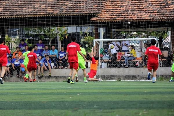 Vòng 2 giải bóng đá mở rộng Hạo Phương 2017, ảnh 1