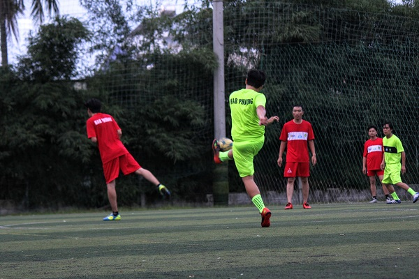 Vòng 2 giải bóng đá mở rộng Hạo Phương 2017, ảnh 3