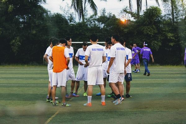 Vòng 2 giải bóng đá mở rộng Hạo Phương 2017, ảnh 5