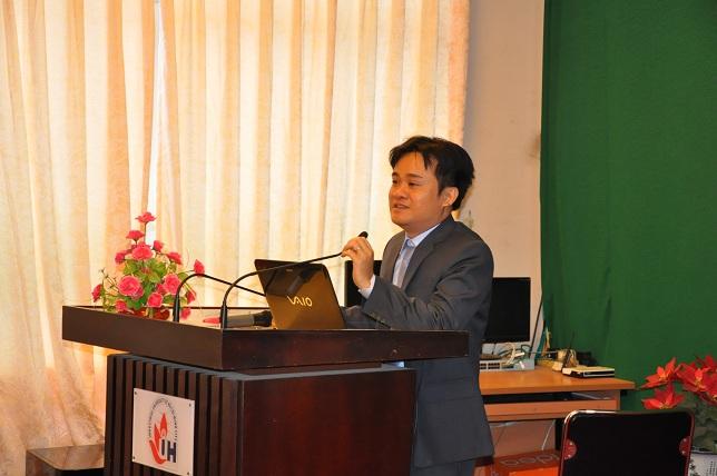 Ông Nguyễn Tất Dương giám đốc Hạo Phương
