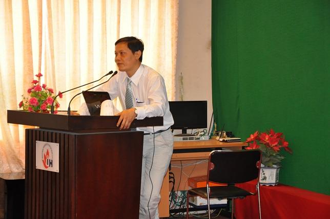 Trưởng khoa điện trường ĐH Công Nghiệp TPHCM